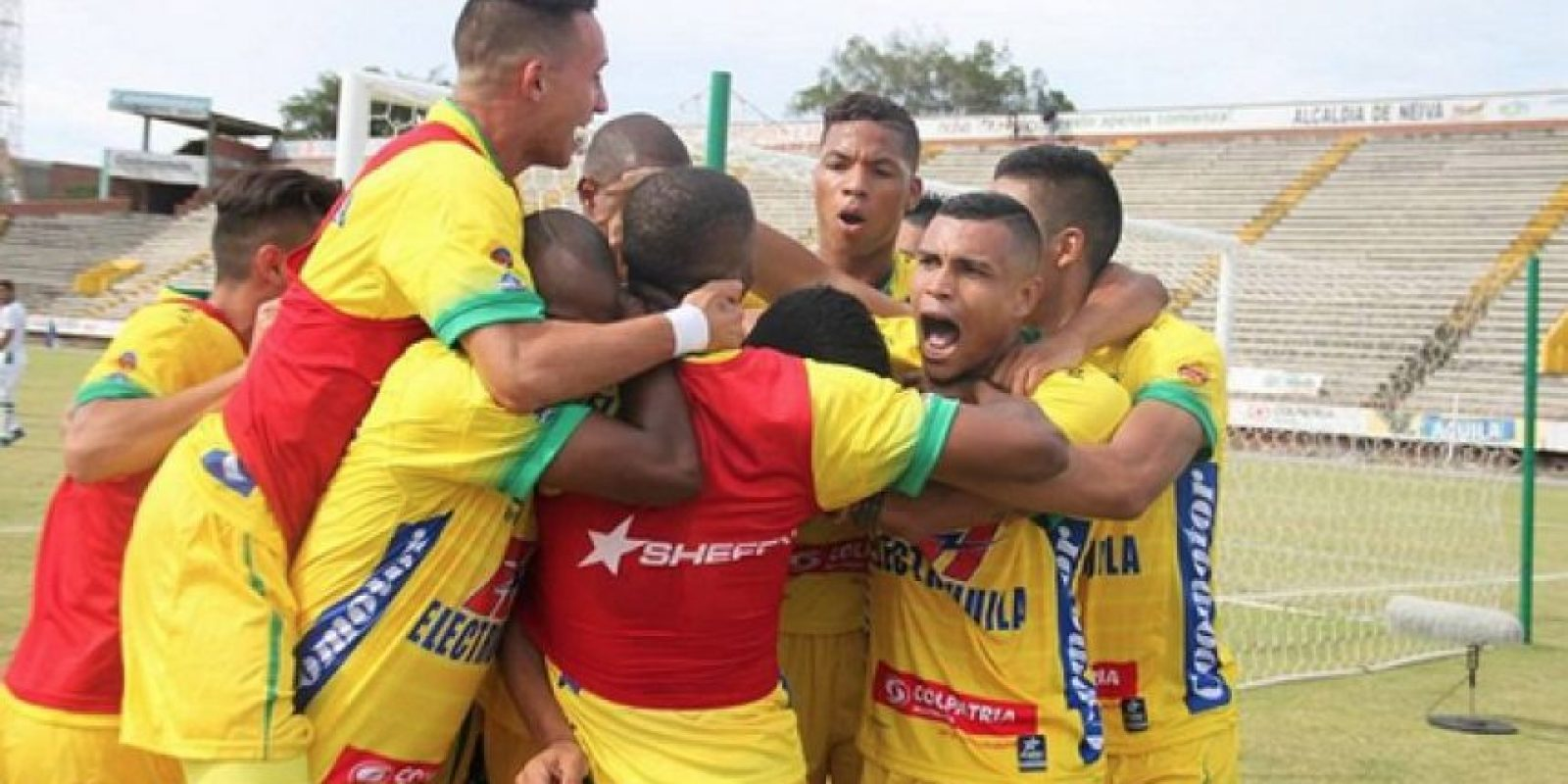 5. Atlética Huila – 12 Foto: Getty Images
