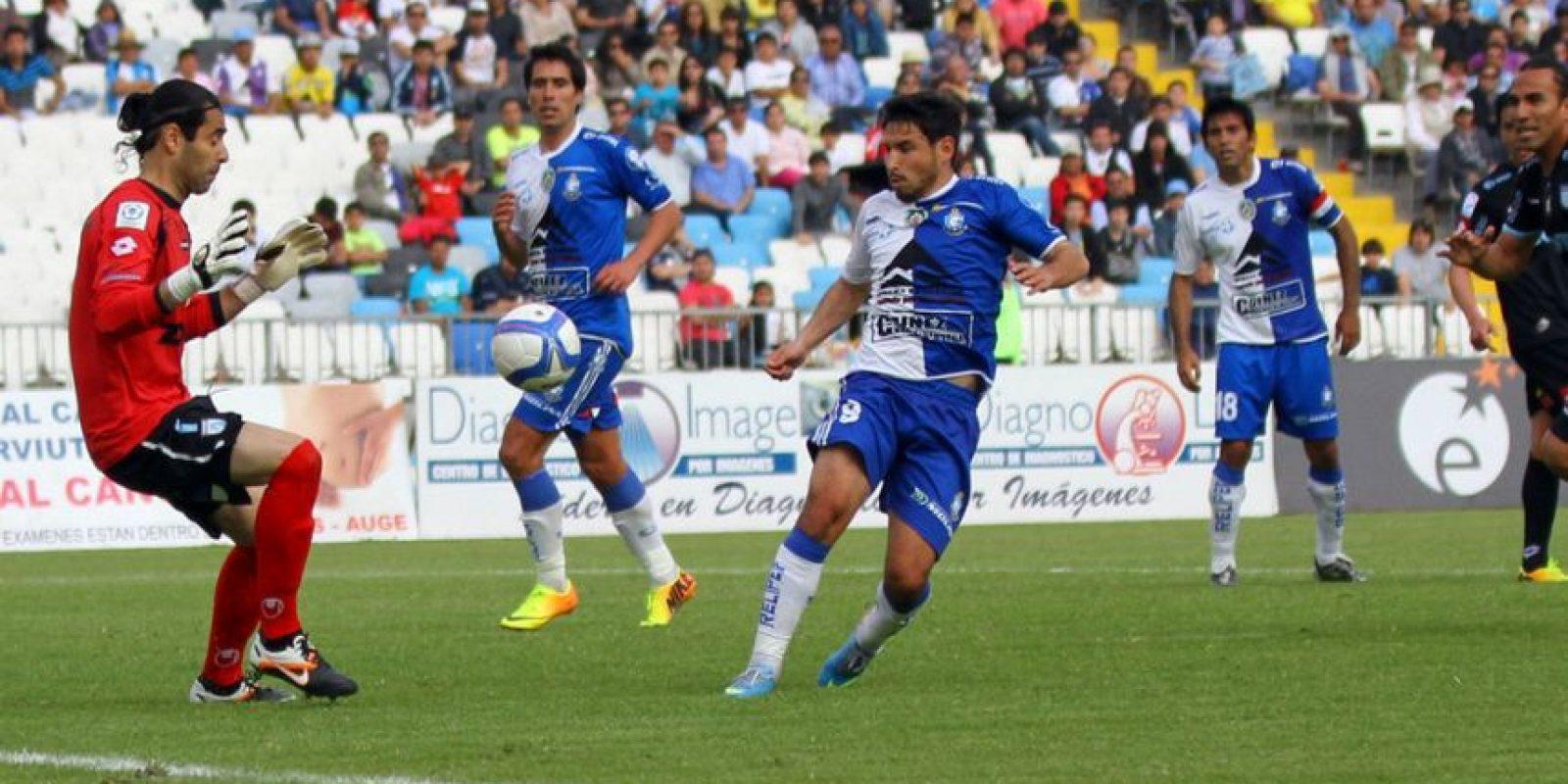9. Club de Deportes Antofagasta – 10 Foto:Wikipedia