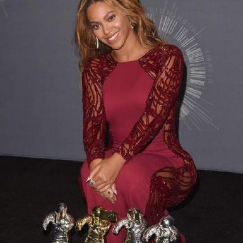 Las más nominadas para 2016 fueron Beyoncé Foto:Getty Images