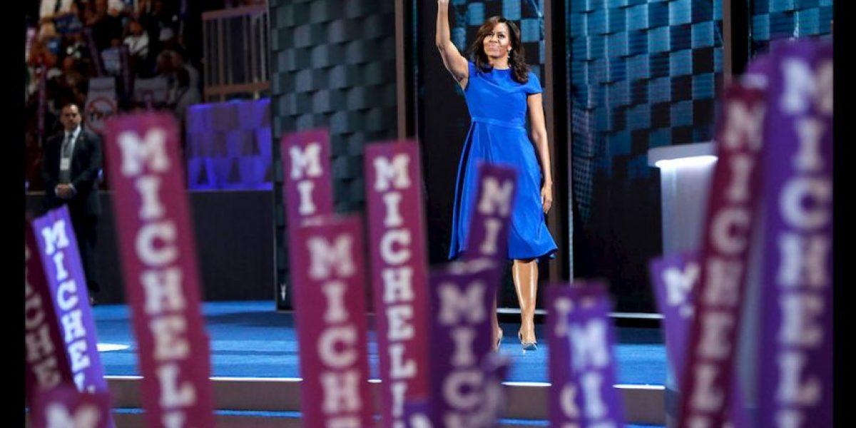 Barack Obama responde a discurso de Michelle y derrite corazones