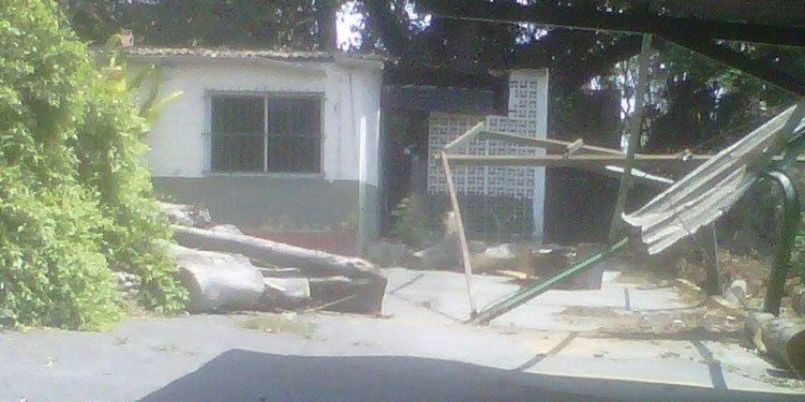 Las instalaciones del zoolótgico venezolano Foto:Facebook.com/marlene.sifontesguevara