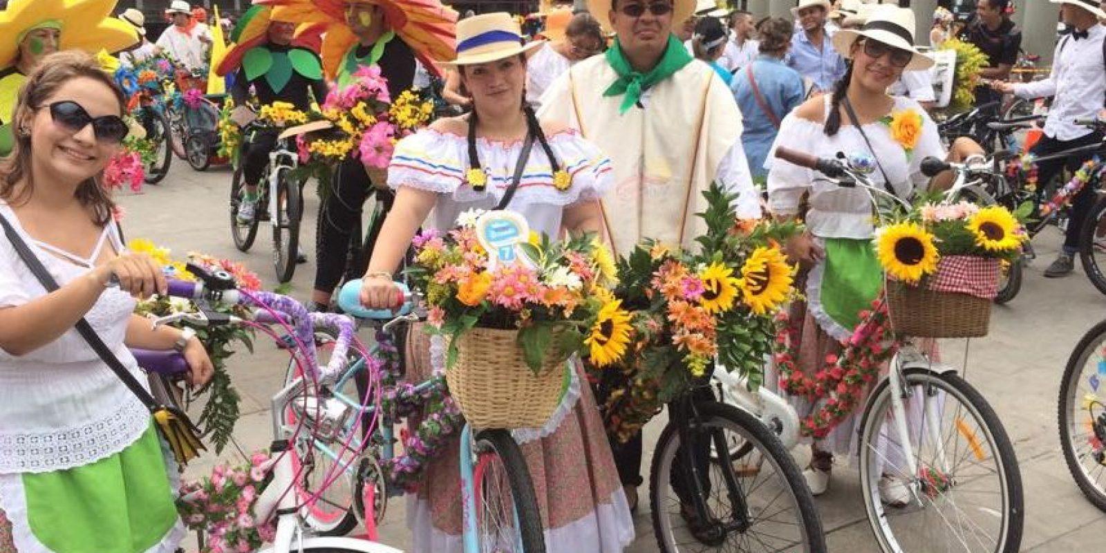 Feria a Ritmo de Bicicleta, encuentro es en el Parque de las Luces.