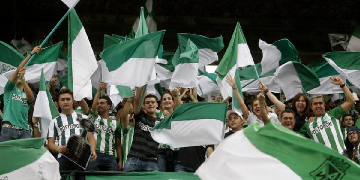 Famosos colombianos que apoyan a Atlético Nacional en la final de la Copa Libertadores