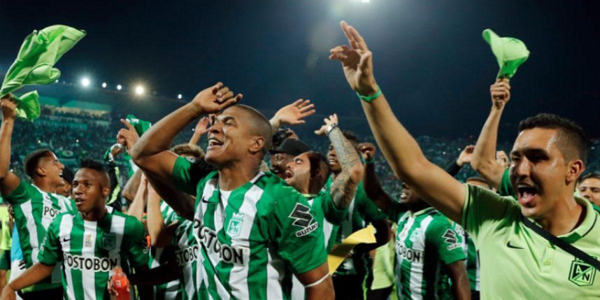 Atlético Nacional no solo se llevó la Copa Libertadores, sino también el rating