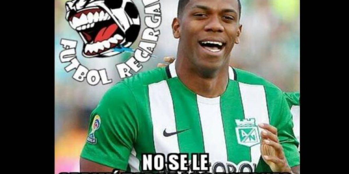 Los memes del triunfo de Atlético Nacional
