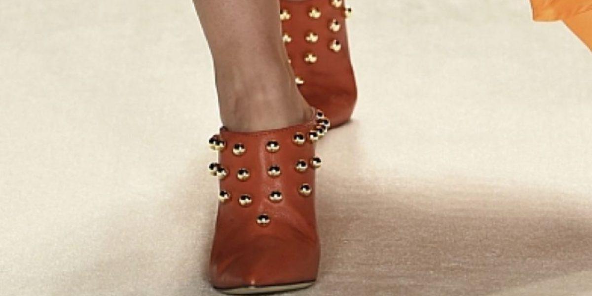 Fotos: Así fue la propuesta en calzado en la pasarela de Appicaps