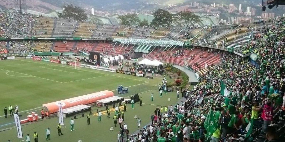 Fotos: Lleno en el Atanasio Girardot para la final de la Libertadores