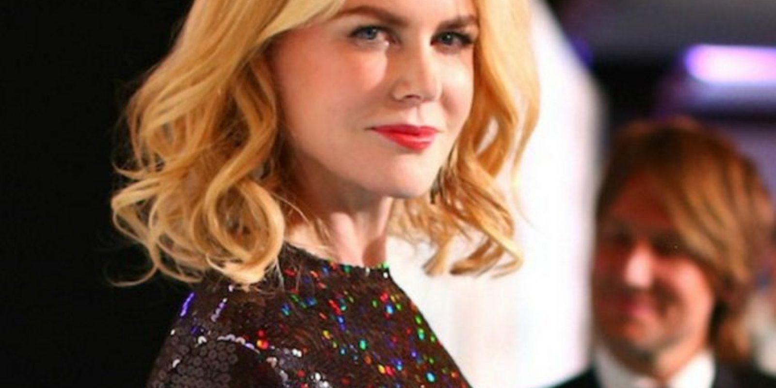 Se refinó con los años. Eso le dio la oportunidad de interpretar a Grace Kelly. Foto:vía Getty Images