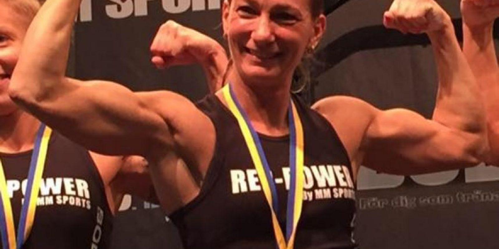 Mikaela Kellner es una reconocida atleta Foto:facebook.com/mi.kel.5055