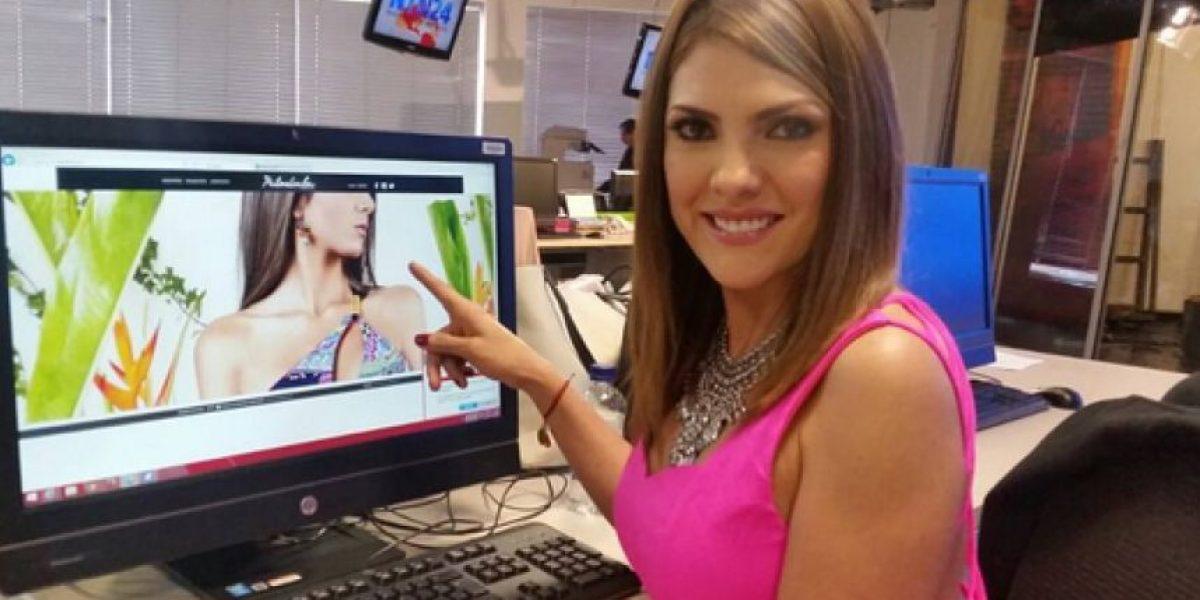 Ana Karina Soto se prepara para recibir a Dante