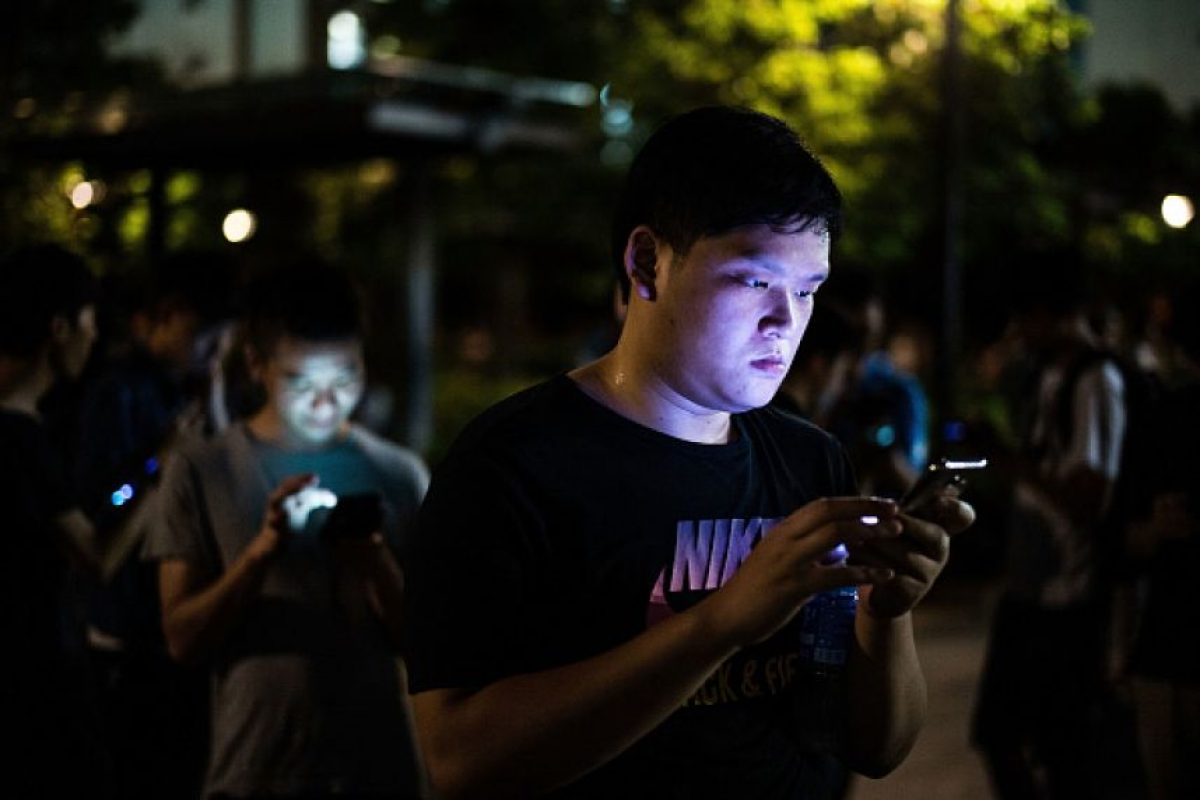 Esta semana se lanzó el juego en Hong Kong Foto:Getty Images