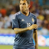 Carlos Tevez Foto: Getty Images