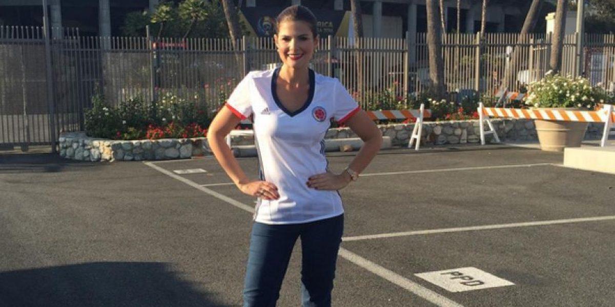 La presentadora Rochi Stevenson está embarazada