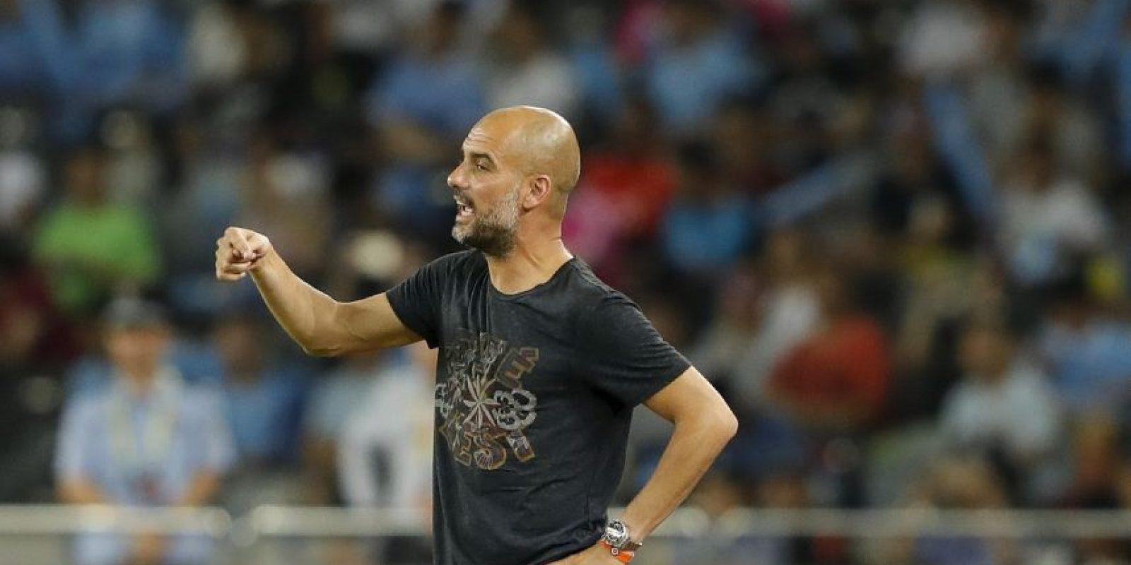 2.- Pep Guardiola (Bayern Munich/Manchester City) Foto:Getty Images
