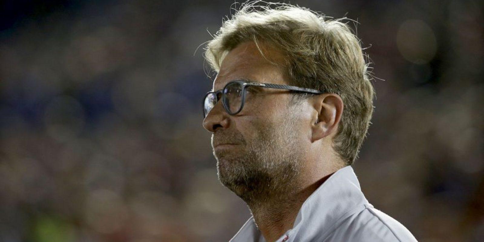 7.- Jurgen Klopp (Liverpool) Foto:Getty Images