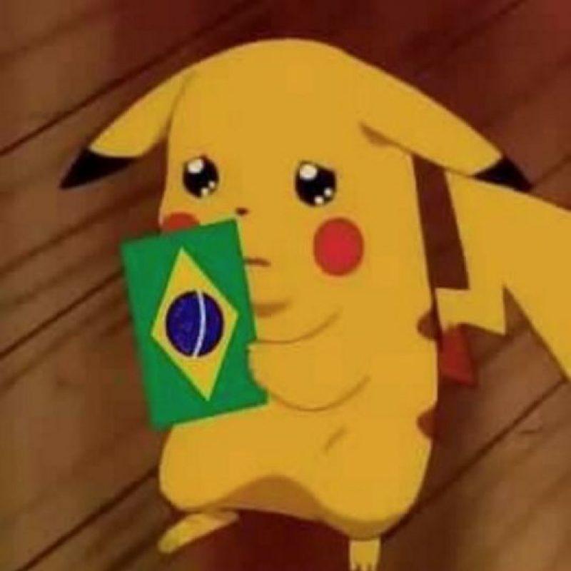Brasil está desesperado por Pokémon Go. Foto:Facebook