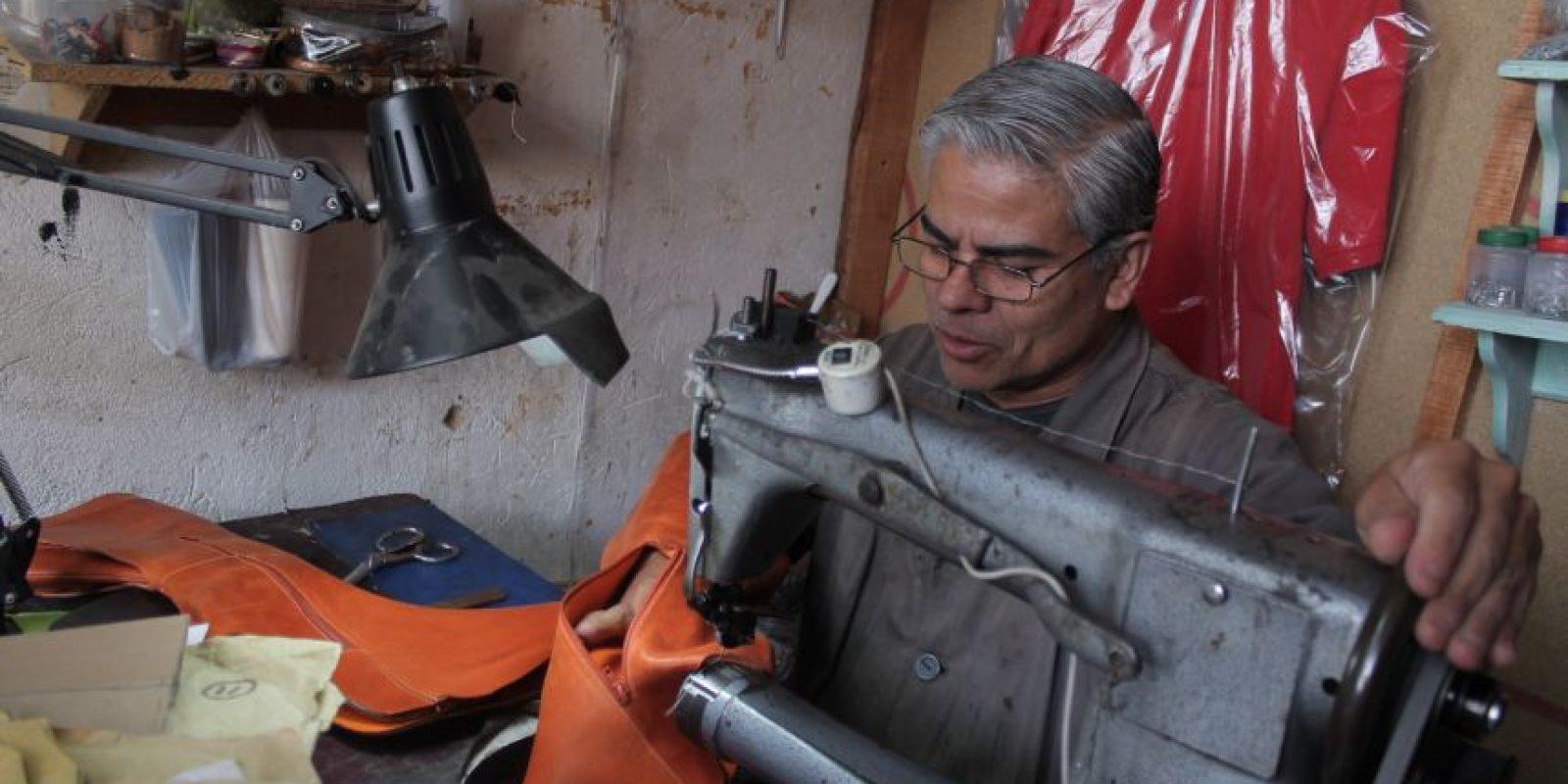 La fabricación es ardua porque son personalizados. Foto:Sofía Toscano-Publimetro