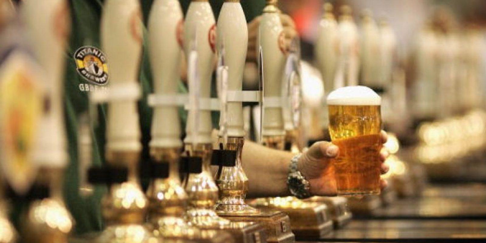 El uso nocivo de alcohol es un factor causal en más de 200 enfermedades y trastornos Foto:Getty Images