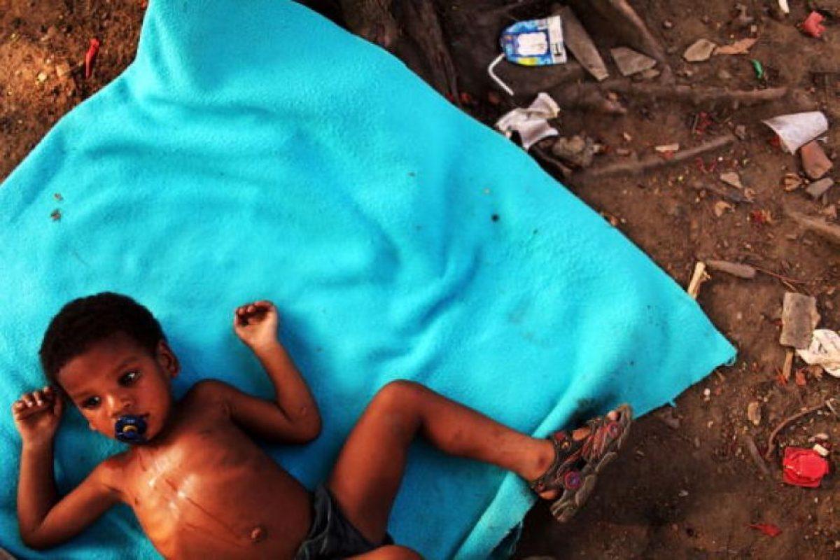 Una cuarta parte de todos los adultos manifiestan haber sufrido maltratos físicos de niños Foto:Getty Images