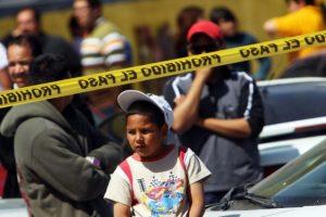 Se calcula que cada año mueren por homicidio 41 000 menores de 15 años, víctimas de maltrato Foto:Getty Images