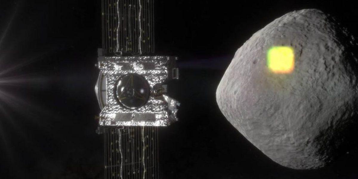 NASA enviará nave al asteroide