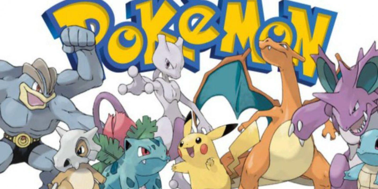 En total, son 151 pokémon en el juego. Foto:Pokémon