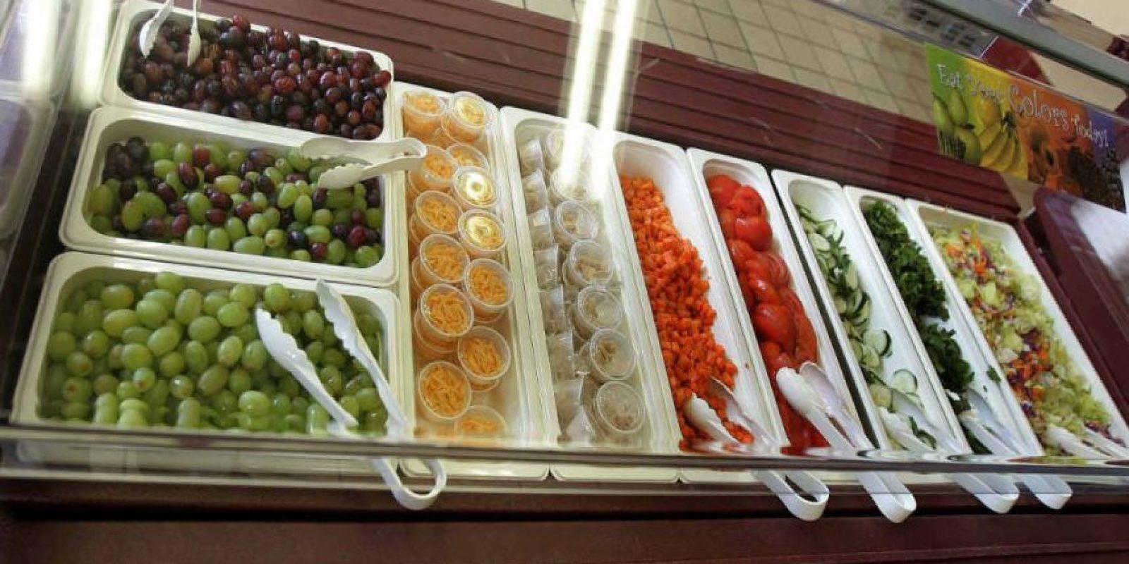 Ahora les será más fácil comer sanamente. Foto:Getty Images