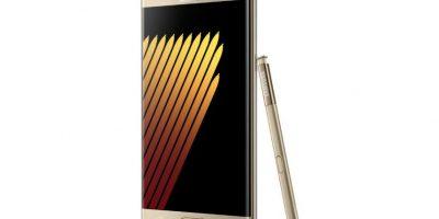 El Galaxy Note 7 estará disponible en 3 colores: Foto:Samsung