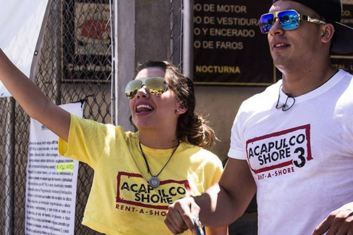 Foto:https://www.instagram.com/acapulcoshore/?hl=es