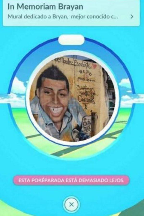 En honor al Brayan. Foto:Twitter