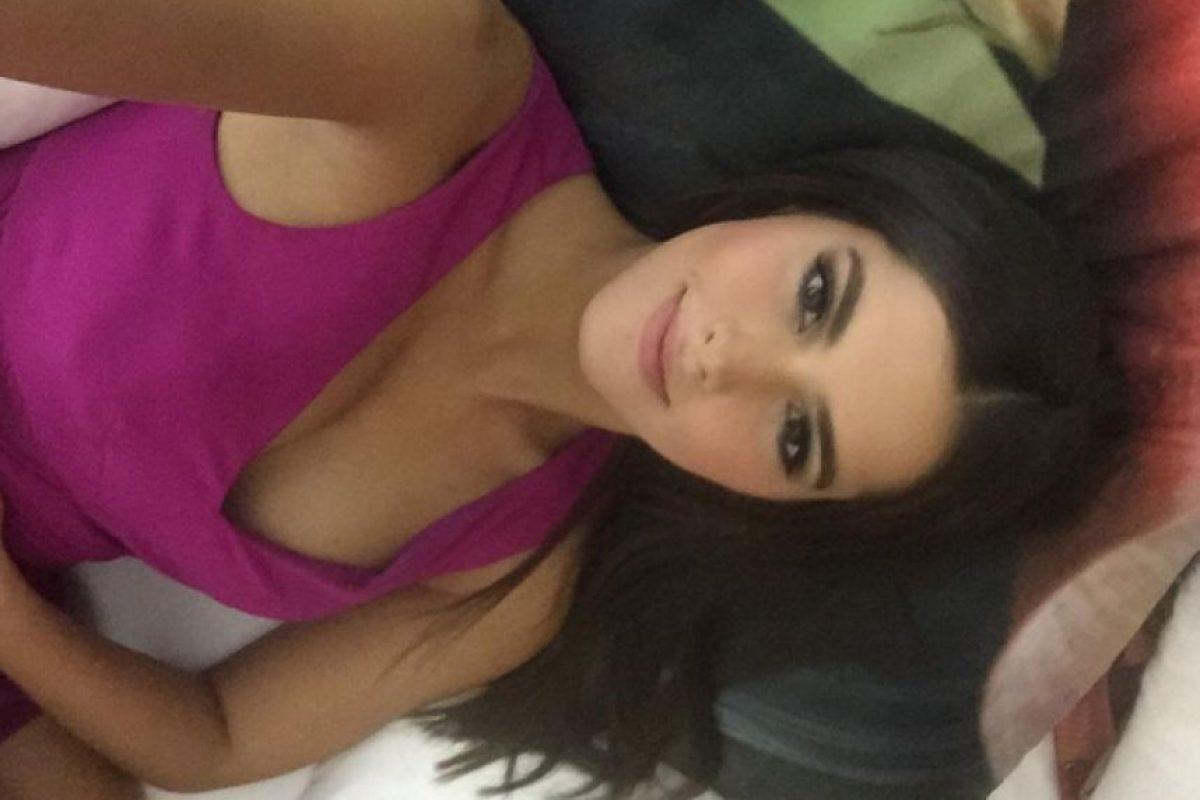 Paulina Vega demostró que no es necesario tener un busto grande para conseguir el título de Miss Universo. Foto:https://www.instagram.com/paulinavegadiep/
