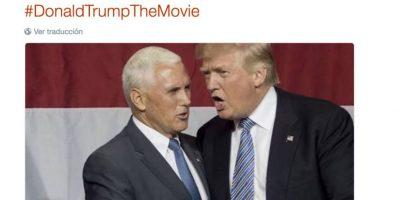 """""""Dumb & Dumber"""" (Tonto y más tonto) Foto:Twitter.com"""