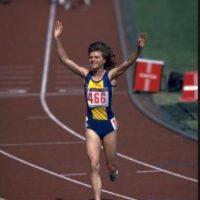 1500 metros – Paula Ivan (Rumania). Tiempo: 3:53.96 – Seúl 88 Foto:Getty Images