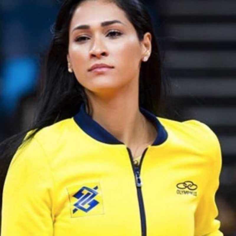 Jaqueline Carvalho (Voleibol / Brasil) Foto:Instagram