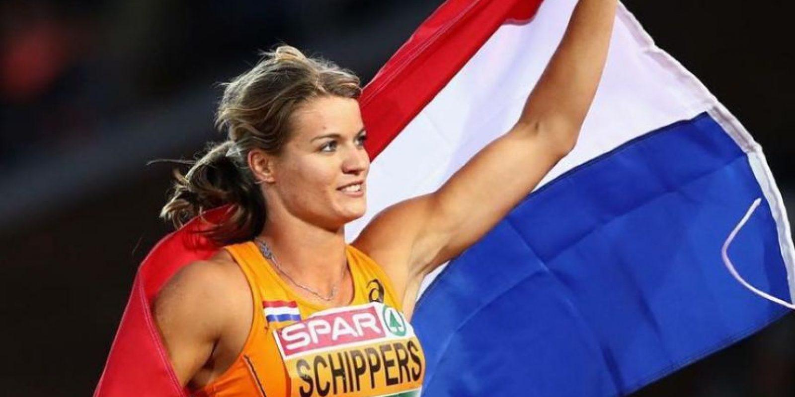 Dafne Schippers (Atletismo / Holanda) Foto:Instagram