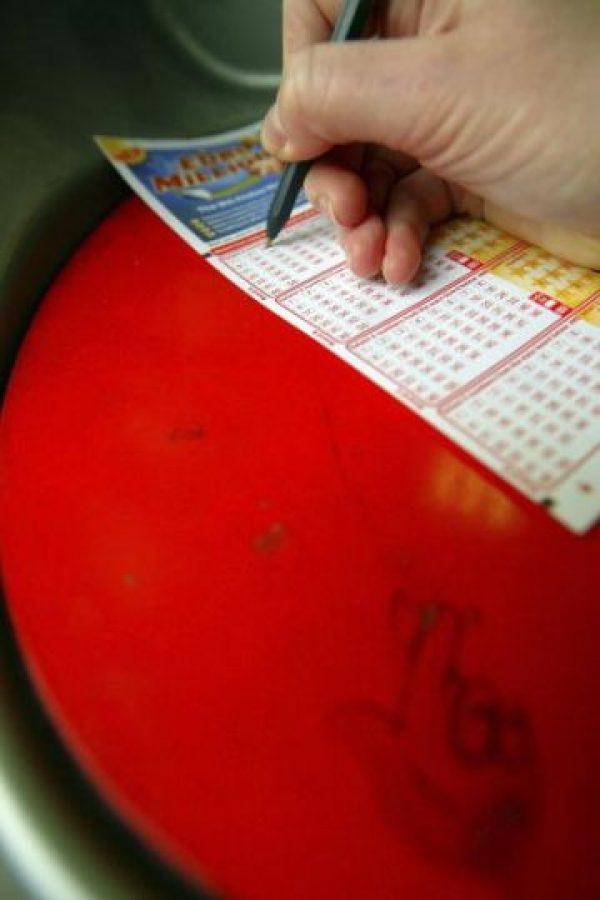 Consejos al momento de jugar la lotería Foto:Getty Images