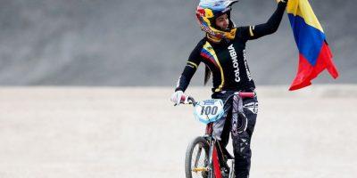 Mariana Pajón (BMX): La gran carta colombiana para obtener oro, espera el doblete olímpica en Río 2016 tras haber ganado la presea dorada en Londres 2012. Foto:Getty Images