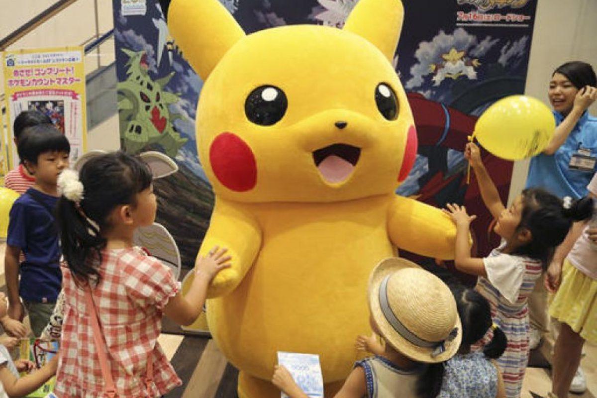"""Después de una larga y ansiosa espera por parte de los latinoamericanos, ya se puede jugar """"Pokémon Go"""" Foto:AP"""