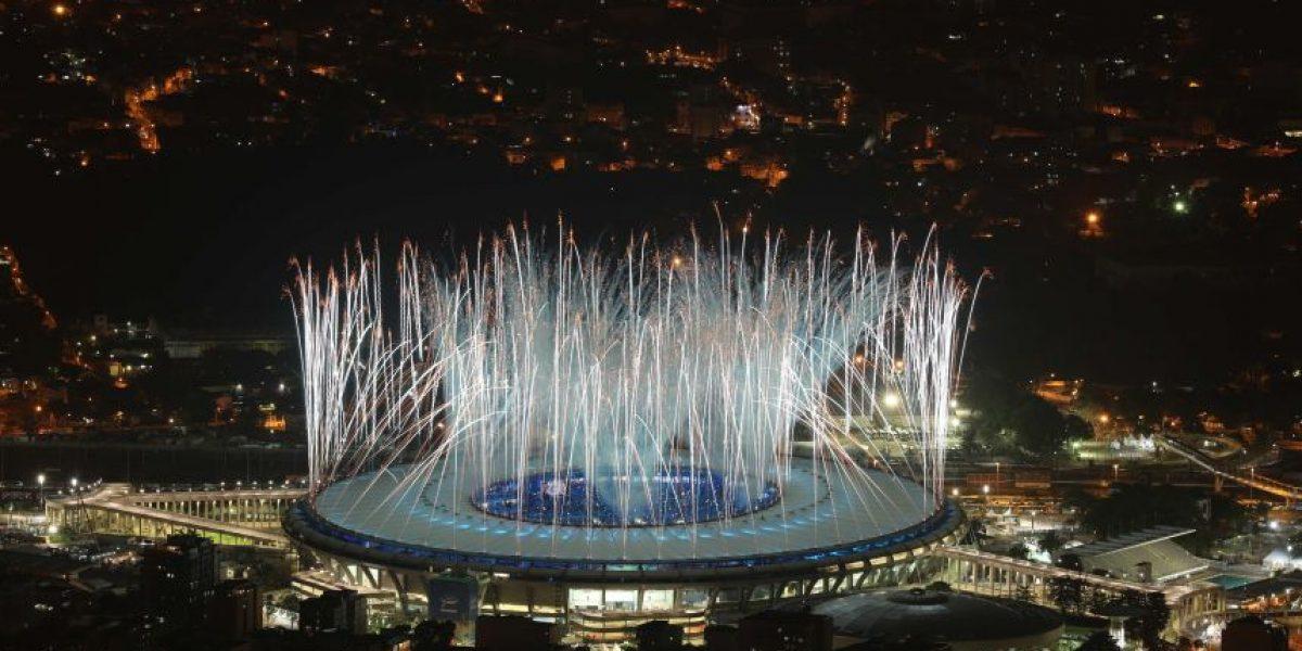 En fotos: Así fue la inauguración de los Juegos Olímpicos de Río 2016