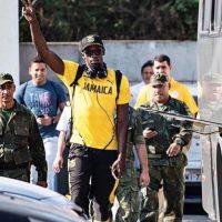El corredor jamaicano Usain Bolt Foto:Instagram