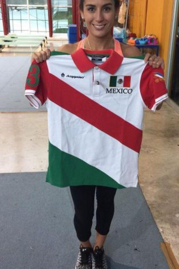 La clavadista mexicana Paola Espinosa Foto:Instagram