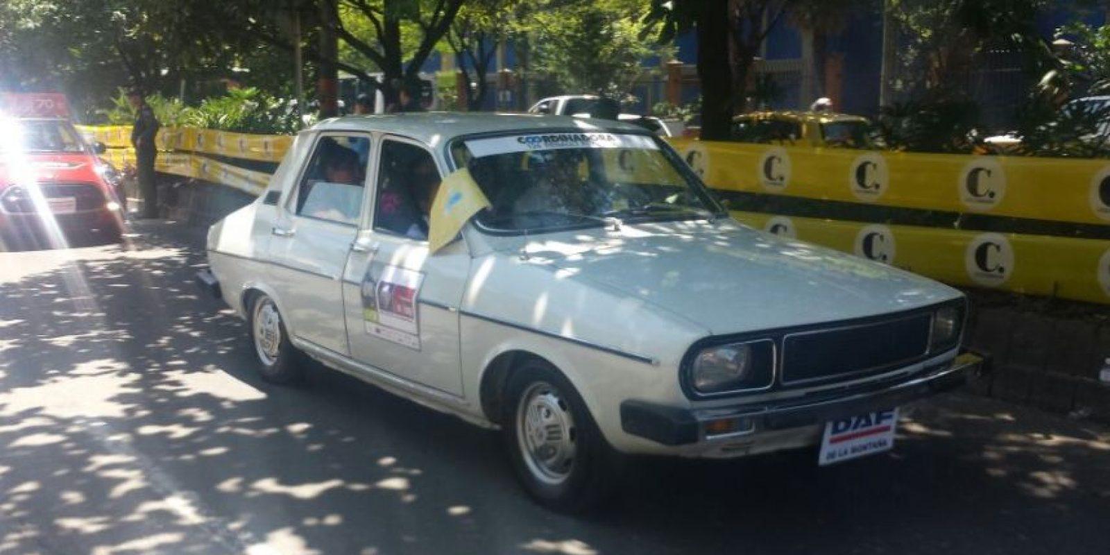 Renault 12 1979, hecho en Envigado Foto:Ariadne Agámez – Publimetro