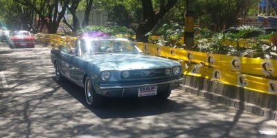 Ford Mustang 1966 Foto:Ariadne Agámez – Publimetro