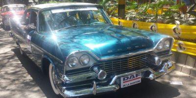 Dodge Custom 1958 Foto:Ariadne Agámez – Publimetro