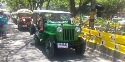 Jeep Willys Foto:Ariadne Agámez – Publimetro