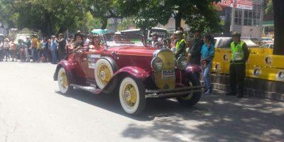 Packard 1932 Foto:Ariadne Agámez – Publimetro