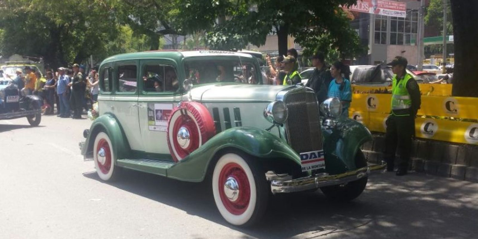 Cadillac 1933 Foto:Ariadne Agámez – Publimetro