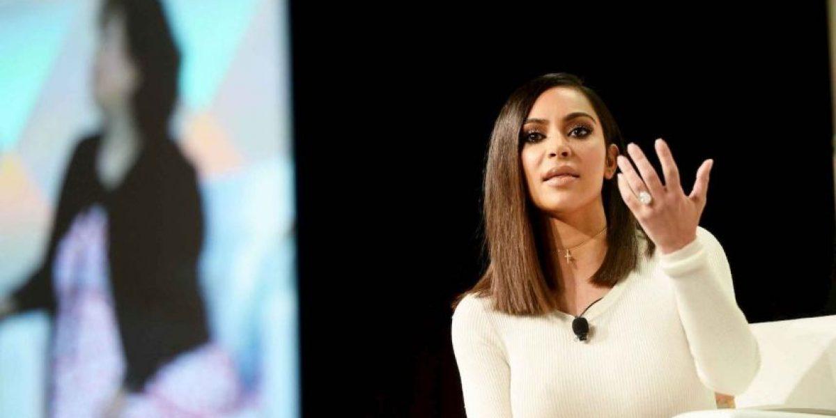 Kim Kardashian no se considera feminista por este motivo