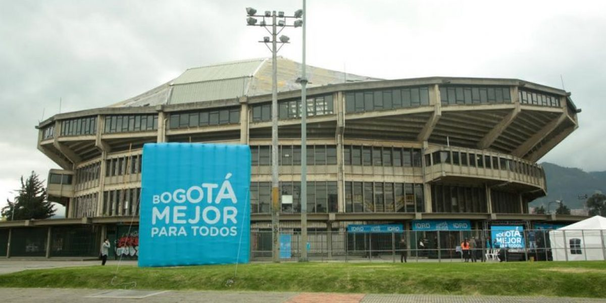 Coliseo El Campín se transformará en un moderno espacio para espectáculos