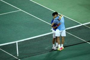 Novak Djokovic se va en la primera ronda y se convierte en la primera gran sorpresa de Río 2016 Foto:Getty Images